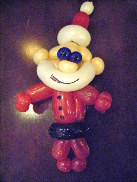 Jeremy Briggs Balloon Sculptor