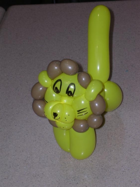 Rick Lansdale Balloon Sculptor