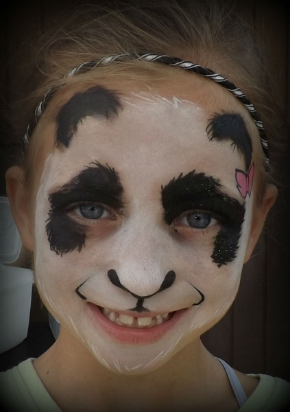 Face Paint by Barbara Graff