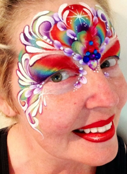 Face Paint by Laura Oliver