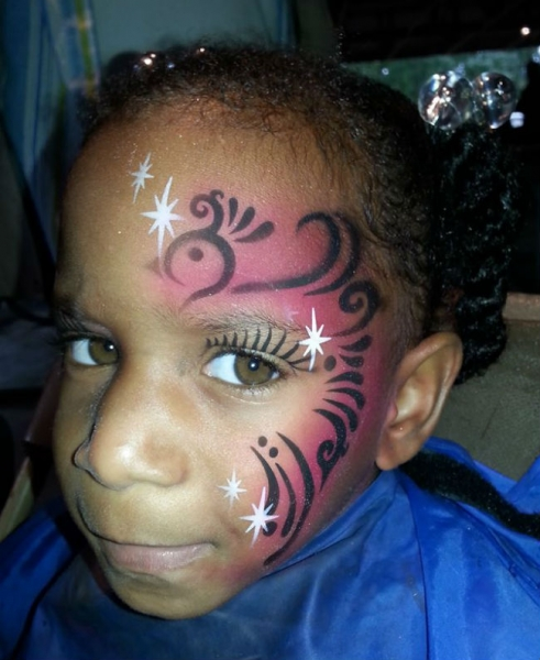 Face Paint by Myrta Byrum