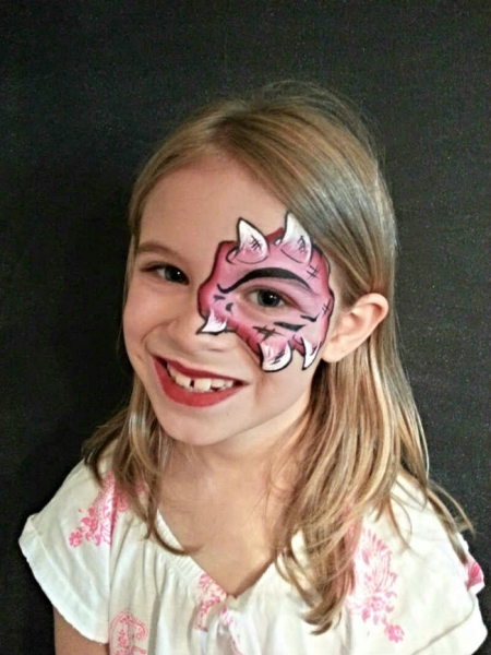 Face Paint by Amy Parks
