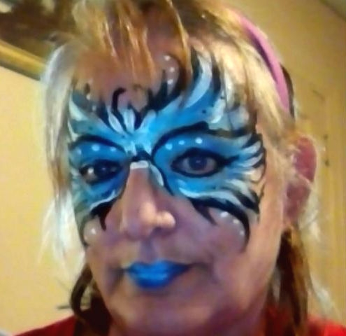 Face Paint by Christy Allen