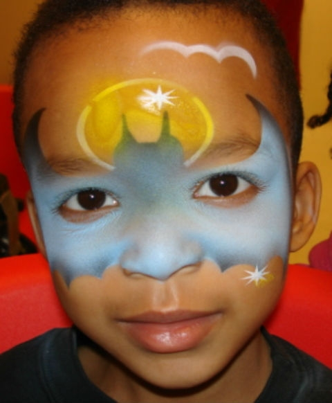 Face Paint by Colleen Smith
