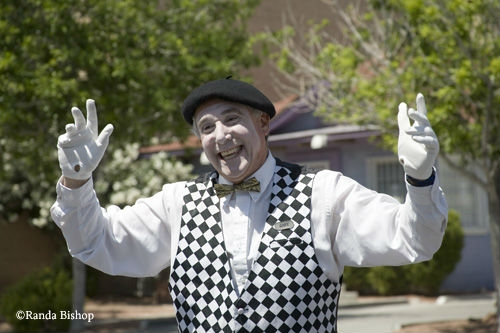 Gary the Mime