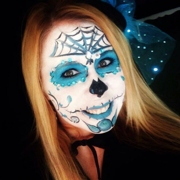 Face Paint by Melissa Setzer