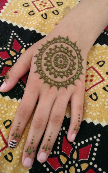 Henna by Gayle Timm