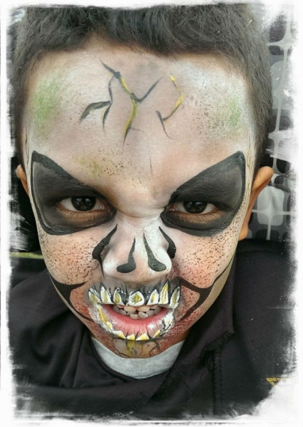 Face Paint by Gayle Timm