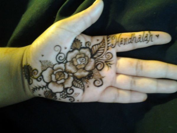 Henna by Yolanda Harrington