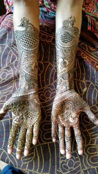 Henna by Sejal Shah