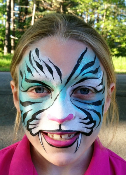 Face Paint by Lori Thompson