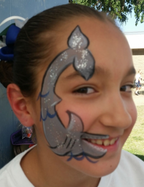 Face Paint by DeAnna Seamore