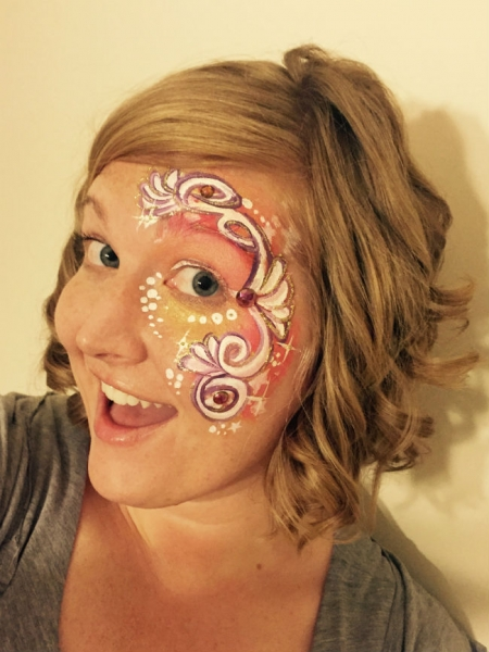 Face Painter Tiffany Pressley