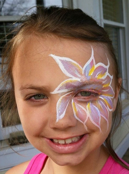Face Paint by Tiffany Williams