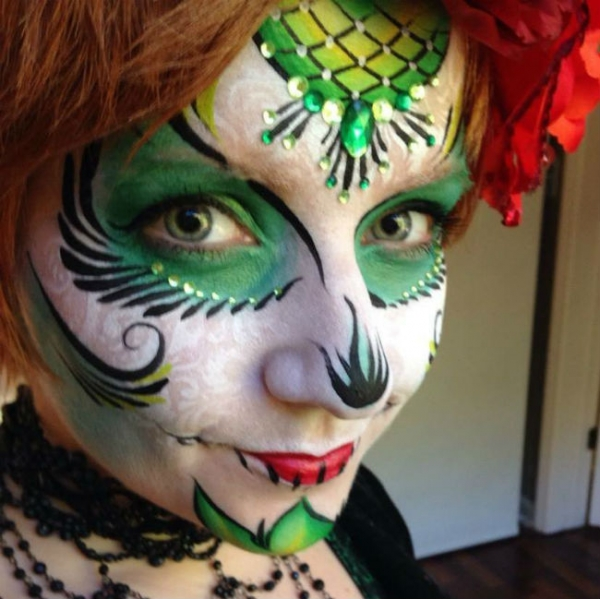 Face Paint by Heather Payne
