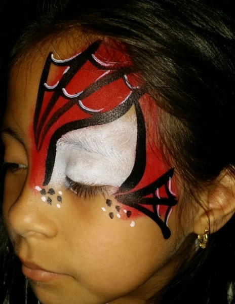 Face Paint by Imelda Acosta