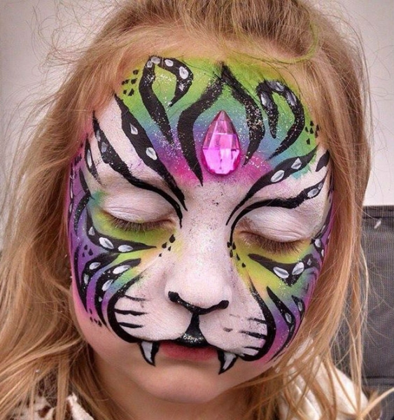 Face Paint by Kristina Robak