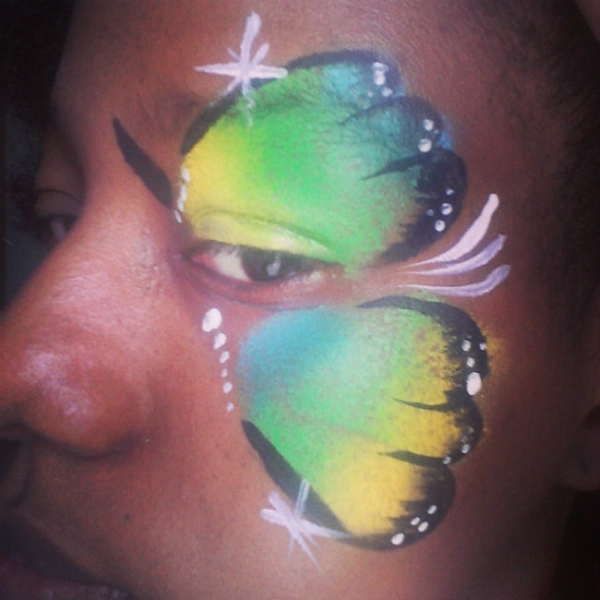 Face Paint by Selena Galloway