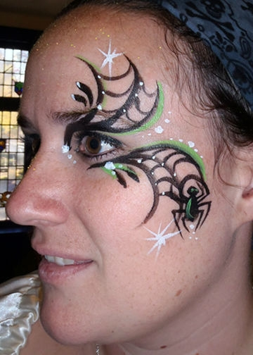 Face Paint by Hanna Wilford