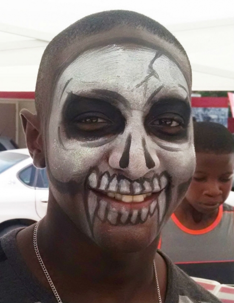 Face Paint by Neecee Blackwell