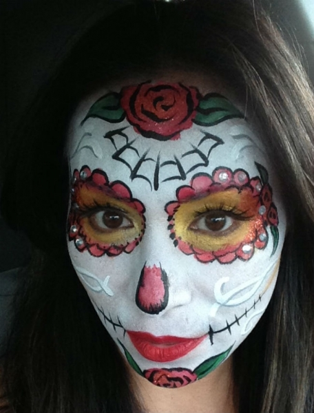 Face Paint by Nina Mighaccio
