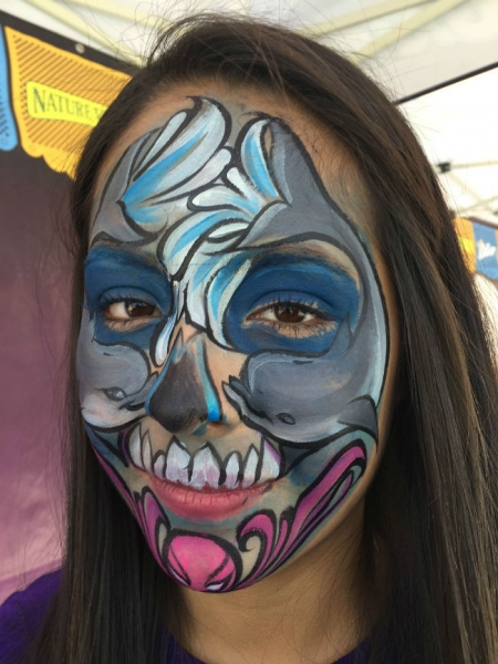 Face Paint by Dianne Nowicki