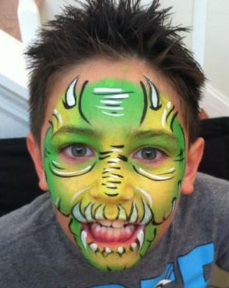 Face Paint by Ashley Luttrell