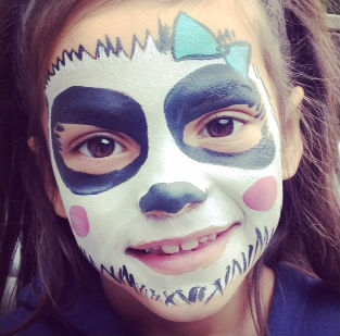 Face Paint by Dayna Joy