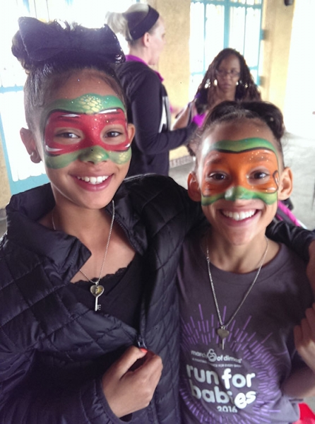 face painter gayle timm