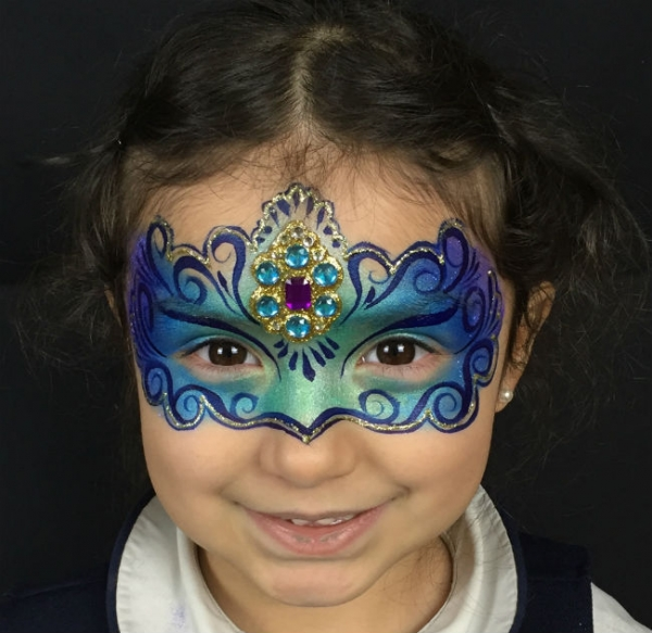 Face Paint by Beth McKinney