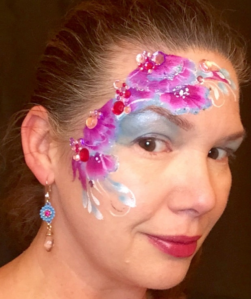 Face Paint by Julie Price