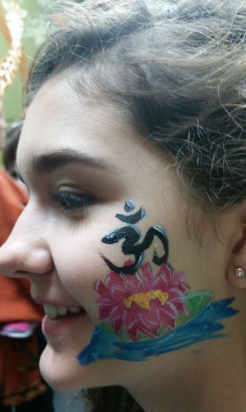 Face Paint by Erica M