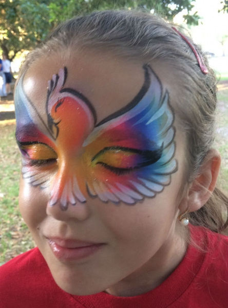 Face Paint by Keegan Hitchcock