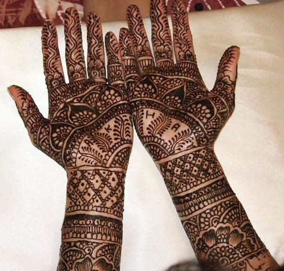 Henna Art by Nisha Jain