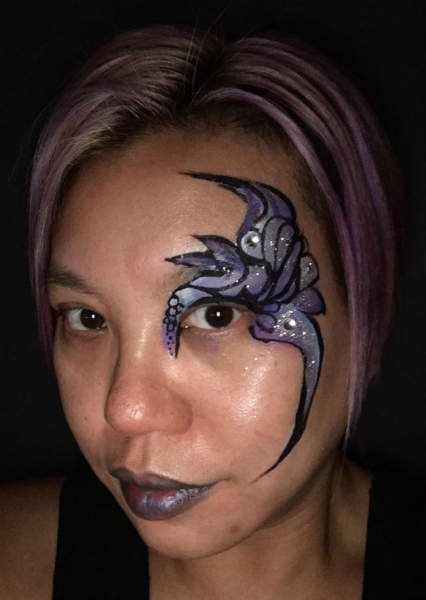Face Paint by Joanna Auyeung