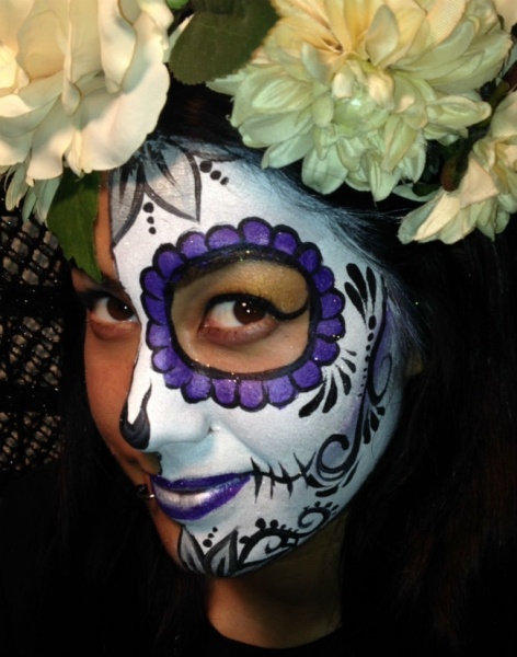 Face Paint by Anabel Rodas
