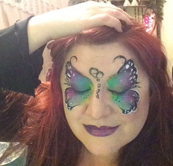 Face Paint by Faye Graham
