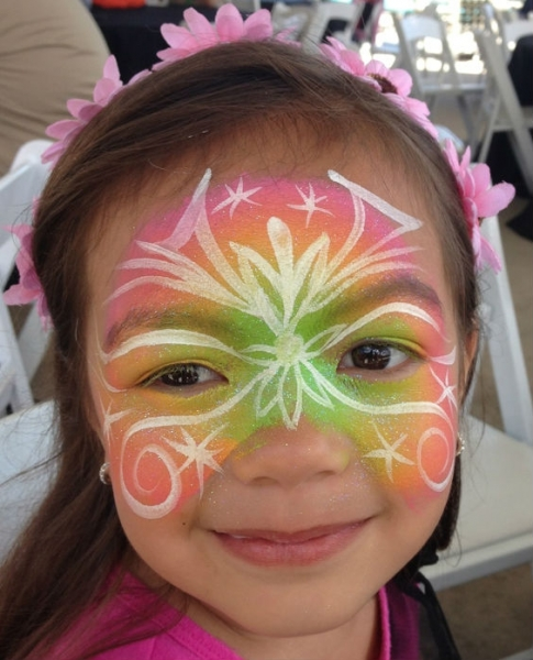 Face Paint by Gina Outcalt