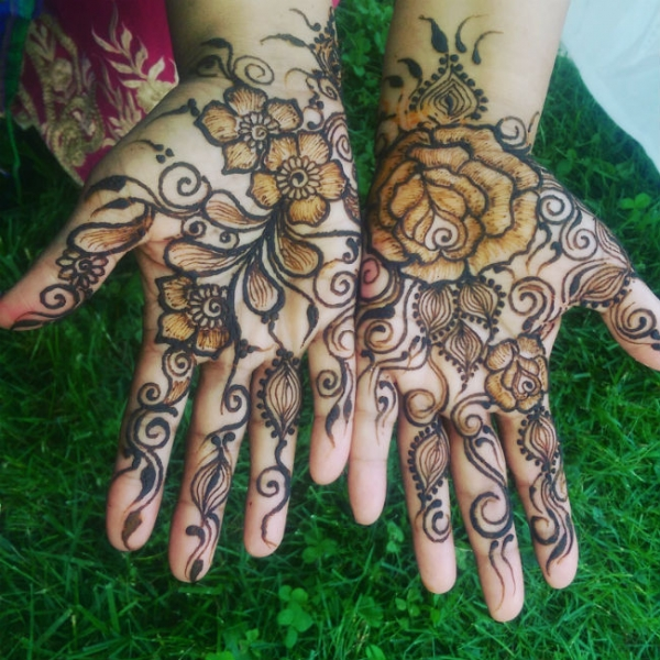 Henna by Sheetal Behra