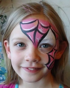 Face Paint by Mary Bennett