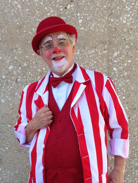 Chuck Bollinger Clown