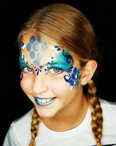 Face Paint by Elisa Griffith