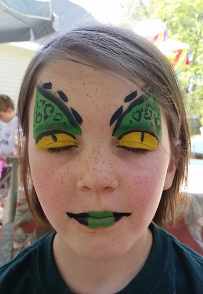 Face Painting by Denice Kelly