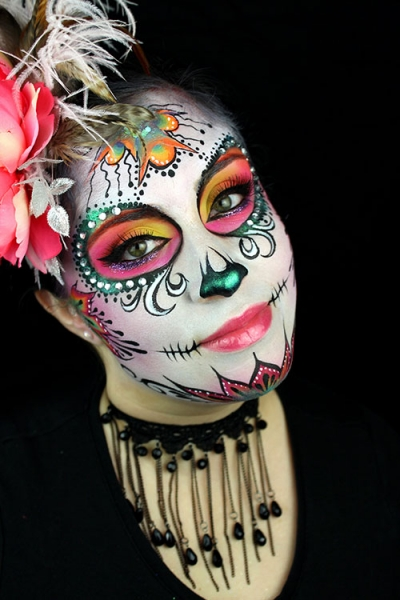 face painting by elisa griffith