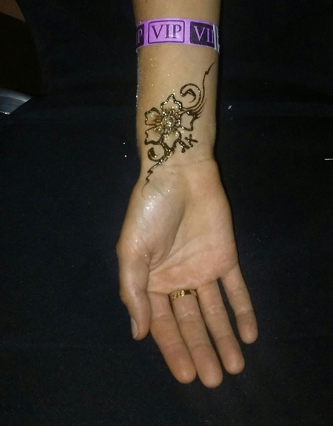 henna artist yolonda harrington