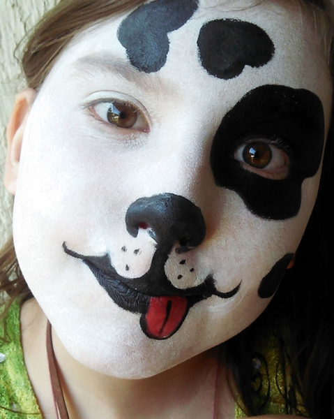 Tracy Ratliff Face Painting