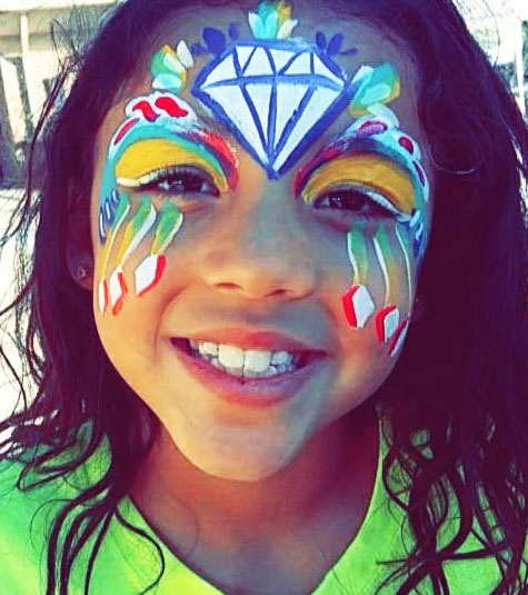 Tori Faith Face Painting