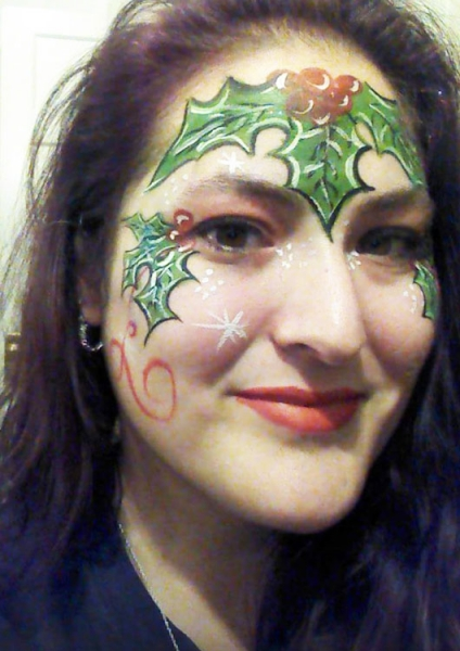 Christina Gault Face Painting