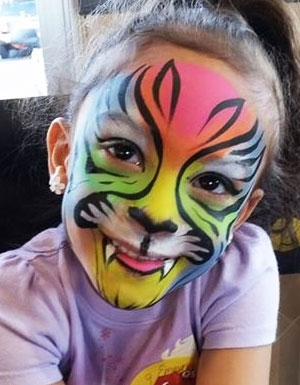 Christine Gloster Face Painting