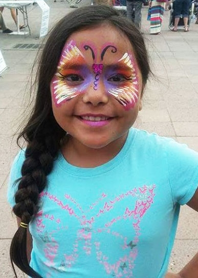 Sheila Timmins Face Painting